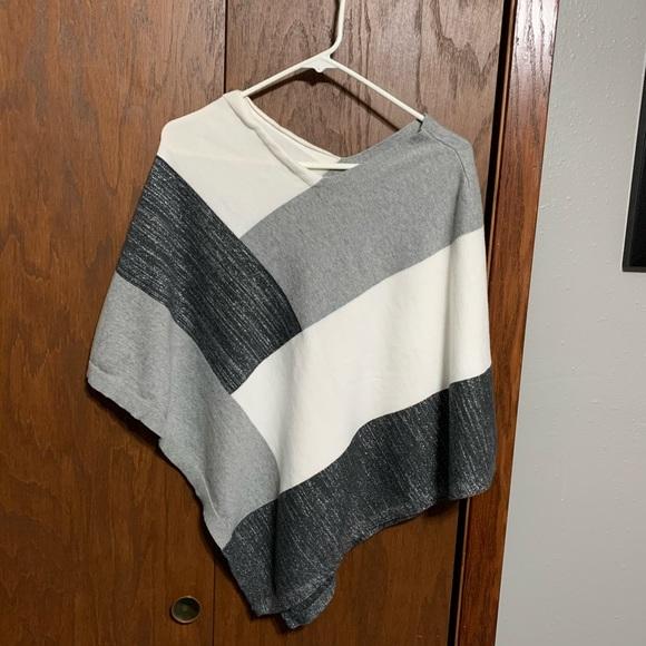 Charter Club Sweaters - Charter Club Asymmetrical Poncho
